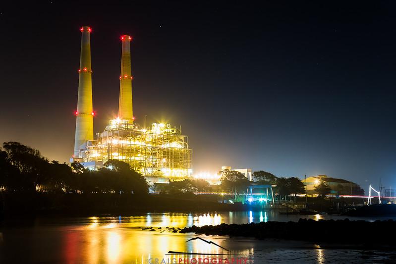 Moss Landing Power Plant, Monterey, CA