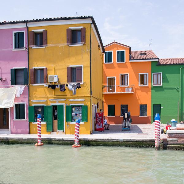 Maison à Murano