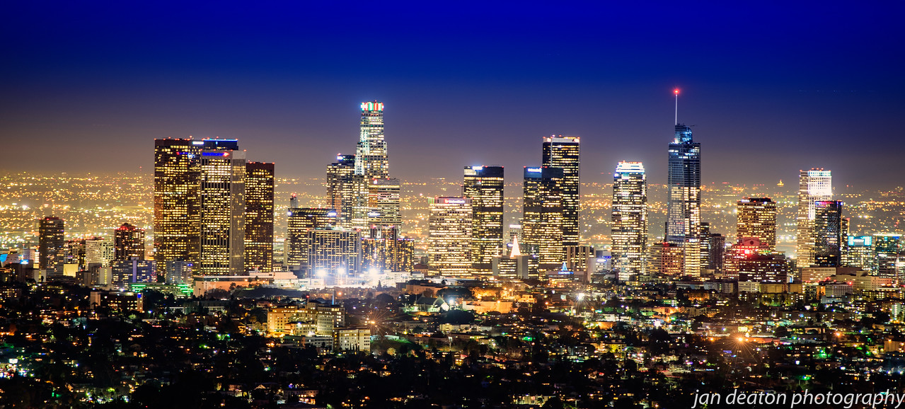 Downtown LA 1