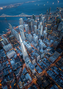 Flying Above SF