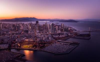 The SF Skyline