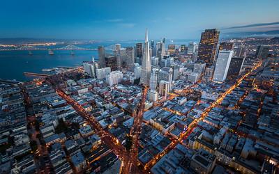 SF Skyline