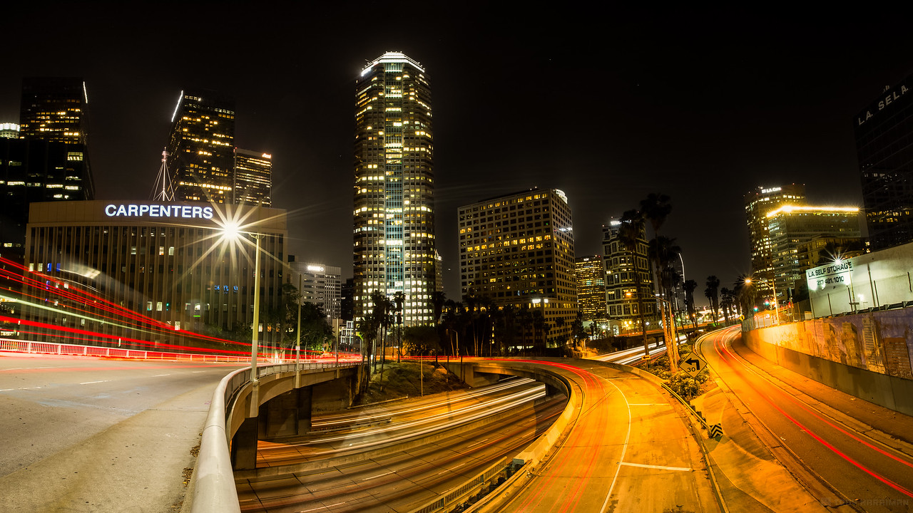 The Veins of LA