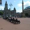 George Square Glasgow :