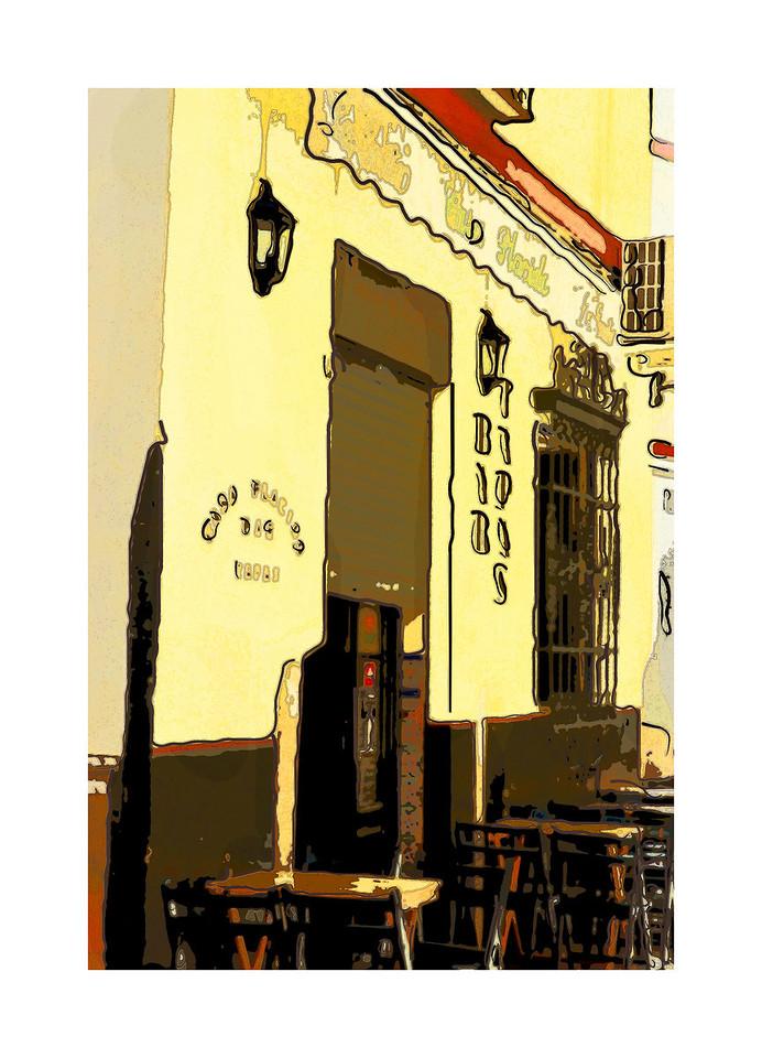 Tapas Bar, Seville, Spain