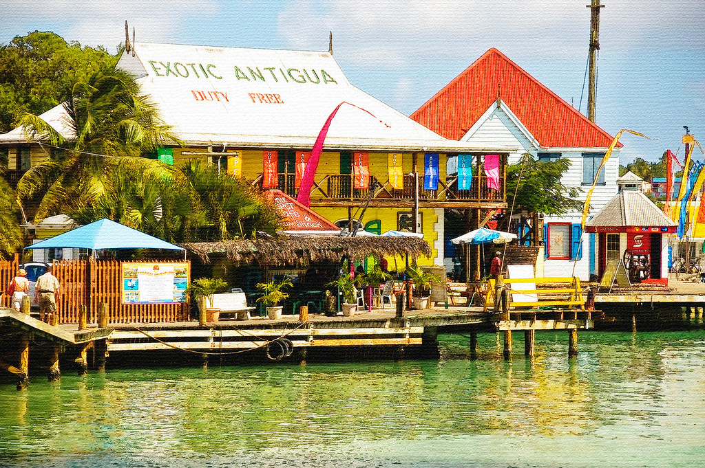 Exotic Antigua