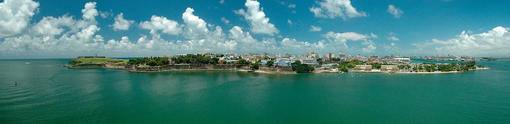 San Juan Harbor, Puerto Rico
