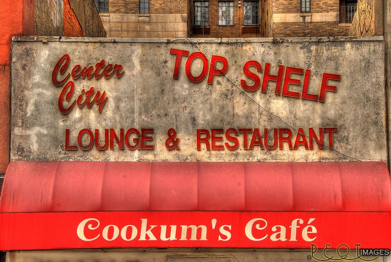 Top Shelf Lounge