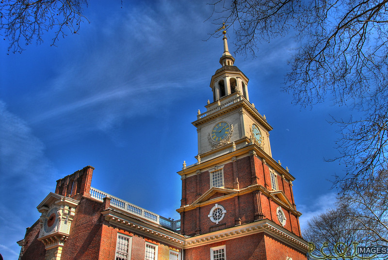 Independence Hall Side