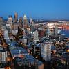 Downtown Seattle - Night