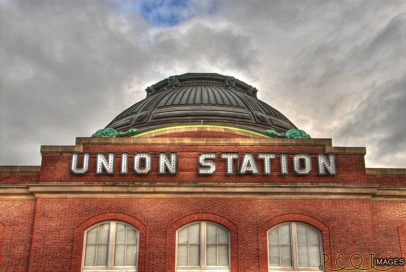 Union Station, now the Federal Court House in Tacoma Washington.