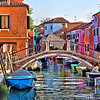 Bridge over Burano
