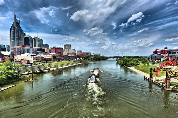 Commerce on the Cumberland River