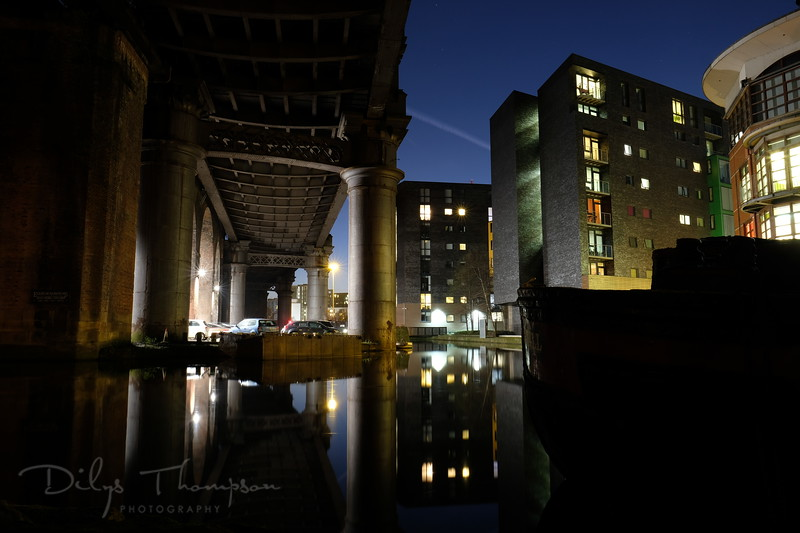 Castlefield Reflections