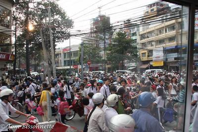 Saigon Congestion