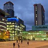 Media City Twilight