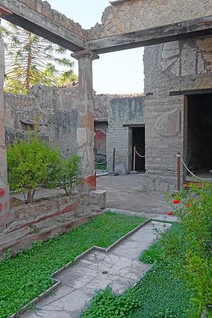 Ruins in Herculaneum, #0562