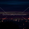 July 4th 2014. Looking north over Portland, Oregon and Vancouver, Washington.