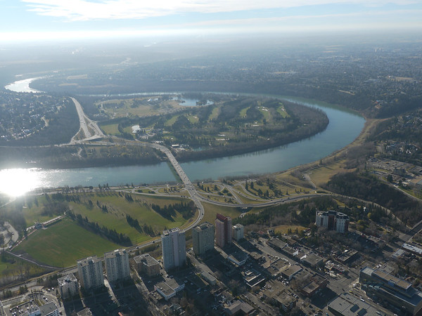 City of Edmonton Aerial