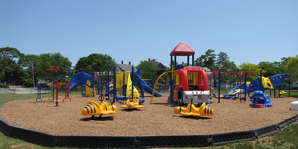 Betsy B Winslow School Playground June 7, 2009
