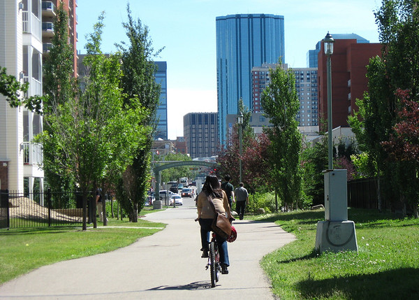 Edmonton City Streets , Photo 2007