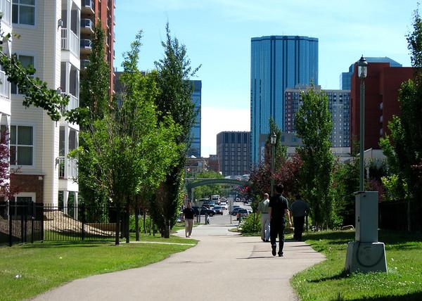 Edmonton City Streets , Photo 2007