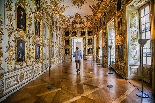 Royal Residenz in Munich, Germany