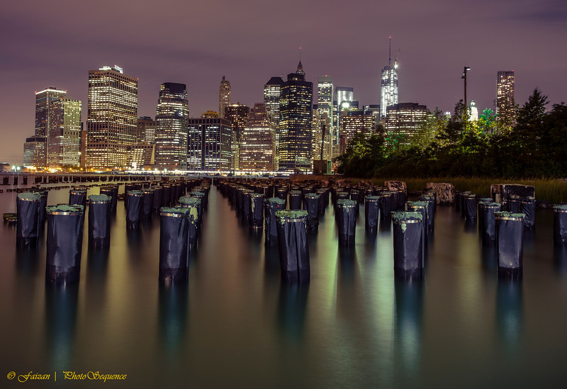 Lower Manhattan from Brooklyn Park {Explored}