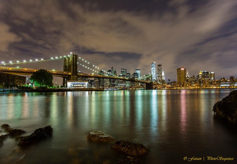 Brooklyn Bridge - Big Sky
