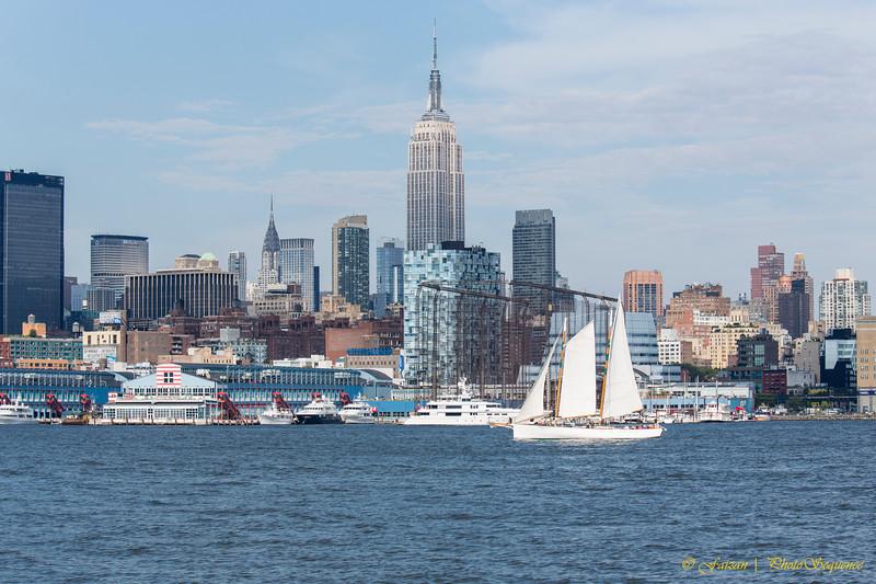 Manhattan After noon