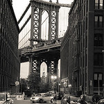 Manhattan Bridge - Washington Street
