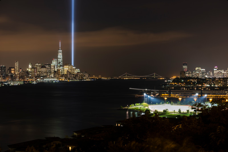 9/11 tribute light