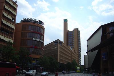 Winkelcentrum Arkaden.