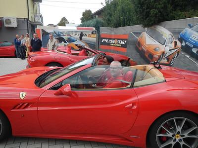 Ferrari Fabrieksbezoek 2015