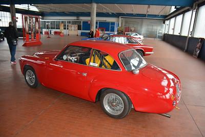Ferrari Fabrieksbezoek foto's medereizigers