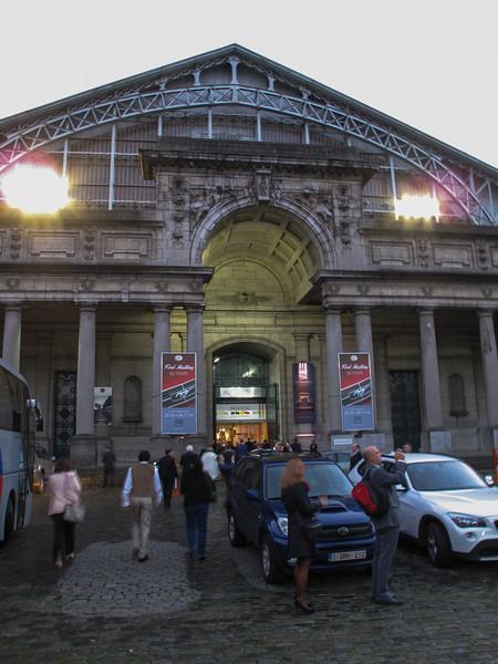 Brussel Automuseum