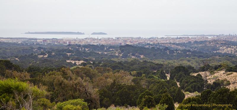 View to Essaouira