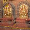 Ganesha en Kali
