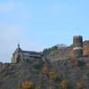 Burg Bischofstein in Burgen.