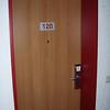 Onze kamer Nr 120.