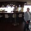 De Bar in de inkomhal.
