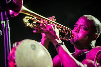 Trombone Shorty, Philadelphia PA, 2014.
