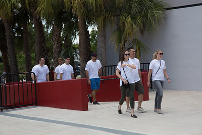 Service Day with City Year with the BURGER KING McLAMORE℠ Foundation at Miami Southridge Senior High School