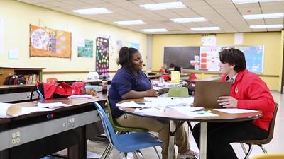 In-school service | City Year B-Roll