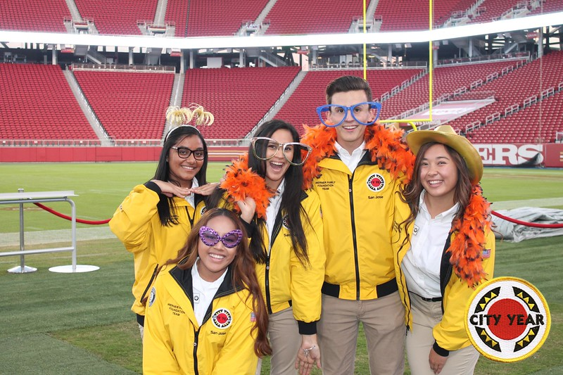 City Year at Levi 2016