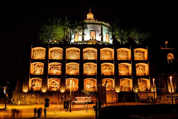 The Monastery of Serra do Pilar