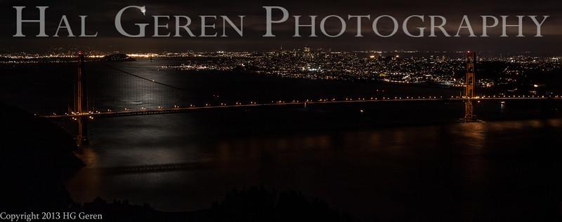 Golden Gate Bridge<br /> San Francisco, California<br /> 1308GG-B4-1