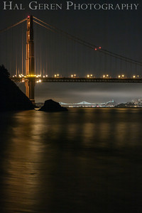 Golden Gate Bridge Marin, California 1304KK-GGB6