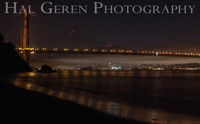 Golden Gate Bridge Marin, California 1304KK-GGB7
