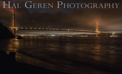 Golden Gate Bridge  Marin, California 1304KK-GGB12